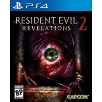 Original Bd Kaset Game Disc Sony Ps4 Resident Evil Revelations 2 Reg 3