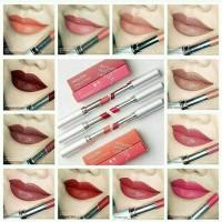 Jual Wardah Intense Matte Lipstick Murah