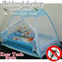 Jual Kasur tenda doraemon /kasur doraemon/ bantal doraemon/kelambu bayi) Murah