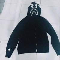 Bape x Bounty Hunter Hoodie VNDS Tried On