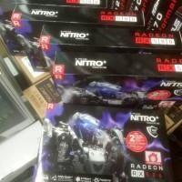 Jual Sapphire RX 580 4GB Nitro + Murah