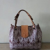 Jual Tas handbag wanita batik Murah