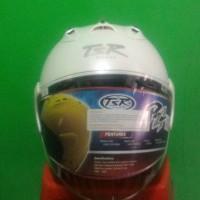Helm Half face Tsr Replika Arai PutihA