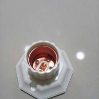 Fitting Lampu E27 Palfon Model Peluru VISALUX V2613S