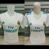 JERSEY REAL MADRID HOME COUPLE 2017 2018