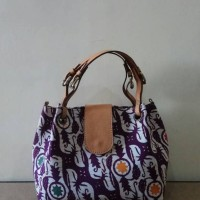 Jual Tas wanita handbag batik Murah