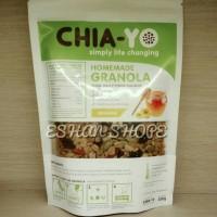 Chiayo Granola Honey original cereal 250 Gr
