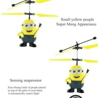Mainan Anak Minion Super Hero Terbang/Flying Toys/Kids Toys