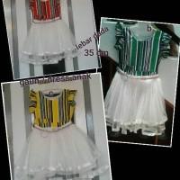 Jual DRESS ANAK PEREMPUAN IMPORT/ BAJU GAUN PESTA ANAK UTK 6 /8 TH Murah