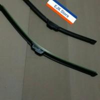 Wiper blade mobil/ kipas/ sapu kaca mobil model pisang