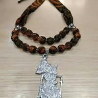 Jual kalung mote batik wayang Murah