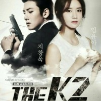 DVD DRAMA KOREA THE K2