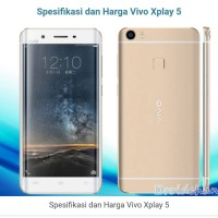 vivo Xplay 5 elite (diatas vivo v5s)