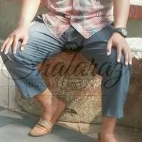 Jual celana sirwal pria sunnah kantor abu abu Murah