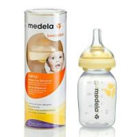 Botol Asi Susu MEDELA CALMA Nipple Milk Bottle Dot Anti Bingung Puting