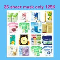 Jual [PAKET RESSELER] 36PCS SHEET MASK .masker wajah . masker bioaqua rorec Murah