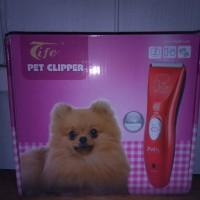 Jual Pet Clipper hewan /alat cukur Murah