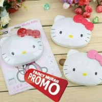 Jual (PROMO) Kalkulator Cermin Hello Kitty Sanrio KT-9966 (Merah & Fuchia) Murah