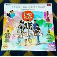 CD Erwin Gutawa & Gita Gutawa - Di Atas Rata Rata Musik Anak Terbaik