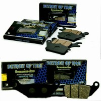 Harga discpad kampas rem cakram depan blade supra x 125 fi sonic 150 | Hargalu.com
