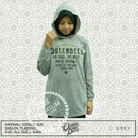 kaos hoodie long sleeve distro queen beer