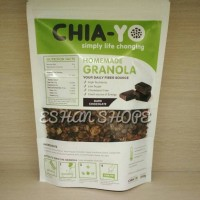 Chiayo Granola Dark Chocolate cereal 250 Gr