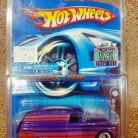 hot wheels chevy panel 698