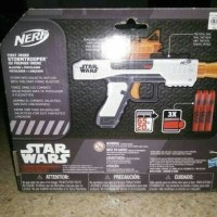 Jual Star Wars Nerf First Order Stromtrooper Murah