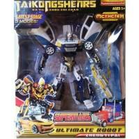 Jual Transformers Blue White Robot Murah