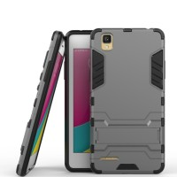 Hard Soft Case Casing HP Oppo F1 A35 F1f Armor Stand Silikon Hardcase