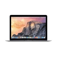 Apple Macbook 2016 MLH72 Notebook - Space Grey [12 Inch/RAM 8 GB/SSD