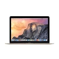 Apple Macbook 2016 MMGM2 Notebook - Rose Gold [12 Inch/RAM 8 GB/SSD