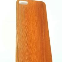 Jual D8742 iPhone 5 5s SE  6 6s Wood Soft Case KODE RR8742 Murah