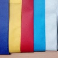 tas spunbond oval 20x26 souvenir goodie bag seminar kain belanja goody