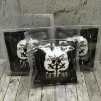 Atomix Cotton Kapas Organik Premium Vape Vaping bukan Muji