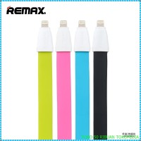 Jual kabel data Remax Super Speed Lightning Cable iPhone 5 6 Blue i1687 Murah