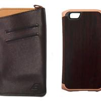 Jual Element Case Ronin Wenge Wood Iphone 6 Gold Murah