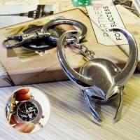 Gantungan Kunci/Keychain Jam Helm/Helmet Anime Loki Jg