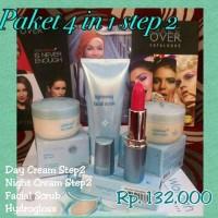Paket Kosmetik Wardah Lightening Paket 4 In 1 (Step 2) Halal