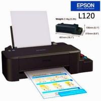 printer epson L120 ink tank infus : epson L 120 print 120