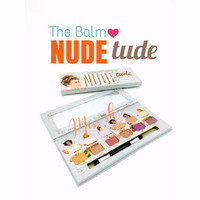 Jual :) TERMURAH  Woman The balm Nude tude eyeshadow palette Murah
