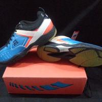 Jual Sepatu badminton murah Bulu Tangkis Yonex SCRP CFT Silver BEST DEAL Murah