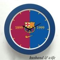 Jam Dinding Barcelona 1999 53f04157c0