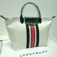 Jual Promo Kemerdekaan !!! Tas Wanita Longchamp Ruban Semi Premium ( L ) Murah