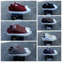 Harga sepatu pria converse low original indonesia bnib murah  e4b0be45cb