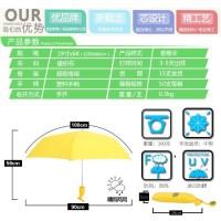 Jual MC S6 Payung Lipat Design Cute Pisang Banana Umbrella UV Protection K Murah