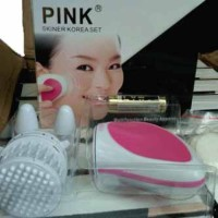Jual Pink Skinner Beauty Set Korea       /g Murah
