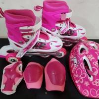 Jual sepatu roda anak lengkap dengan pengaman Murah