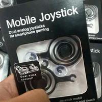 FLING MINI JOYSTIK MOBILE Dual Analog Joystick For Smartphone Gaming j