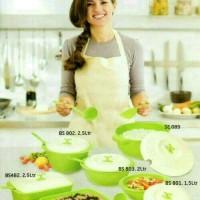 Jual  Asvita Emerald Family Set 6 Pcs Hijau Wadah Saji Makanan Murah
